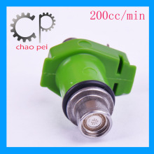 Best Quality motorcy fuel injection 200cc/min with 12 holes fuel injector