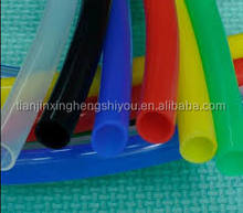 FDA Food Grade Silicone Rubber plastic flexible drain hose