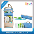 Encai Fashion Travel Hanging Toiletry Bag Wholesale Cosmetic Bag Lady's Makeup Organizer Bags