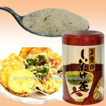 """Shiitakecha"" 60g all-purpose seasoning powder esteemed for its ease of use in restaurant use"