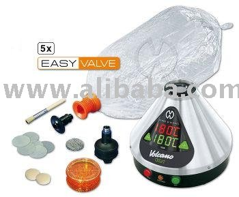 Volcano Digit Vaporization System With Easy Valve Set