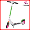2017 Hot Sale Adult Fitness BMX 2 big wheels dirt scooter