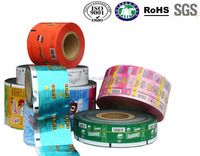 Pet/ Pe dry film roll film plastic bag imported from china
