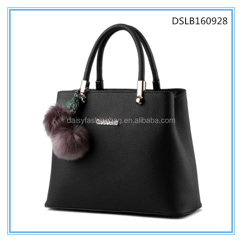 yiwu women pu leather handbag, ladies handbags from yiwu, women pu leather handbag shoulder