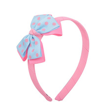 Wholesale Handmade Fashion Hair Accessories Baby Girl Hairbands