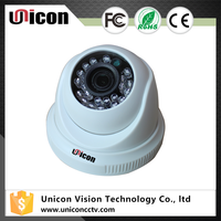 Unicon Vision 1.3mp ahd plastic dome ir fixed focus cmos camera lens