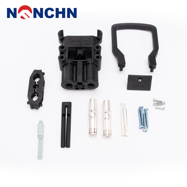 NANFENG Smh Electric Forklift Female Power Battery Plug Cable Connector 320A