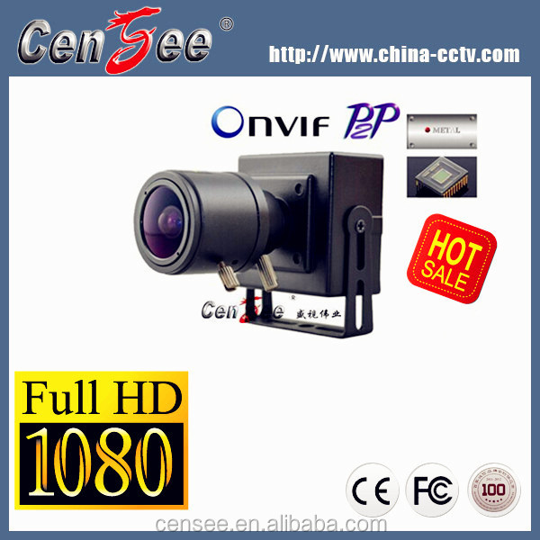 Best Selling Products In America OV9712 CMOS Miniature Super Zoom Hidden IP Camera