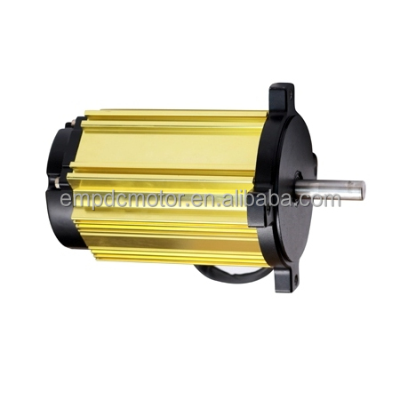 24v 1kw brushless dc motor for cooling fan in vehicles