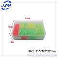 JSM Plastic Fishing Float Set