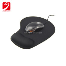 Good quality wholesale custom nature printed rubber silicone gel mouse pad