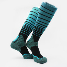 Wholesale Custom Soccer Socks Cycling Socks Knee High Running Sport Compression Socks