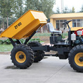 NEW Product 4WD Mini dumper ZY100
