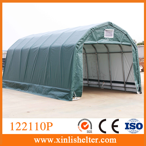 122110P Motocycle garage canopy/ steel frame outdoor car storage tent