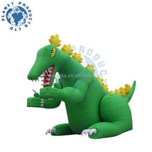 Giant Promotion Advertising Vivid Inflatable Dinosaur Model (PLAD40-078)