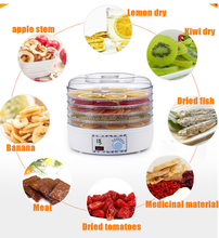 New type household saving regular food meat ingredients fruits and vegetables dehydrator