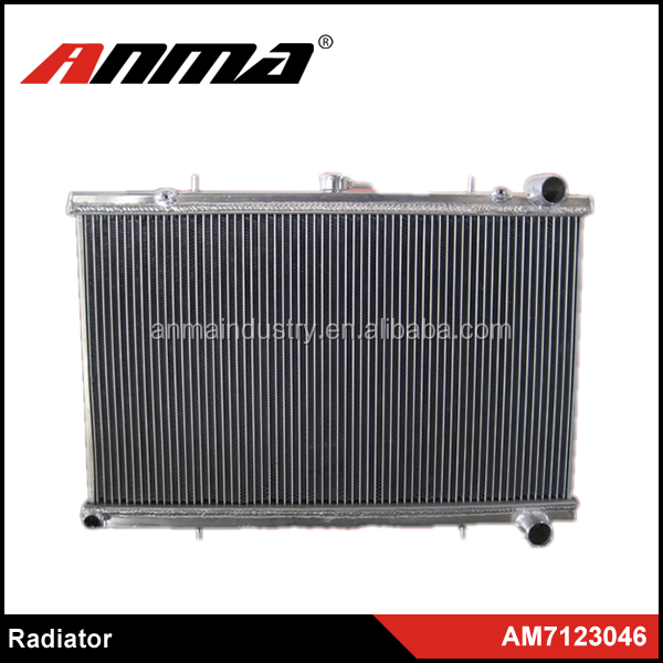 Hot sale high performance car aluminum radiator/cast iron radiator