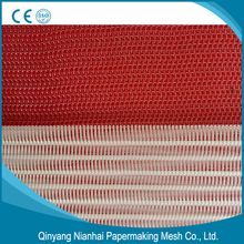polyester spiral press filter screen belt for paper machine