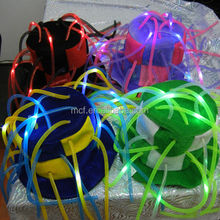 Adult Party Carnival LED flashing tube hat