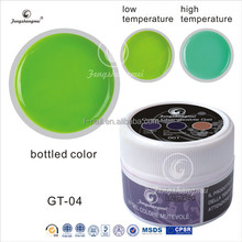 nail art soak off color changing uv builder gel