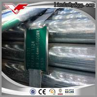 en39 hot dipped galvanized welded steel pipe scaffolding pipe