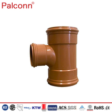 PVC Pipes and fittings for drainage