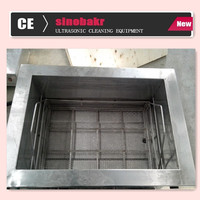 Industrial ultrasonic cleaner grease duct cleaning equipment