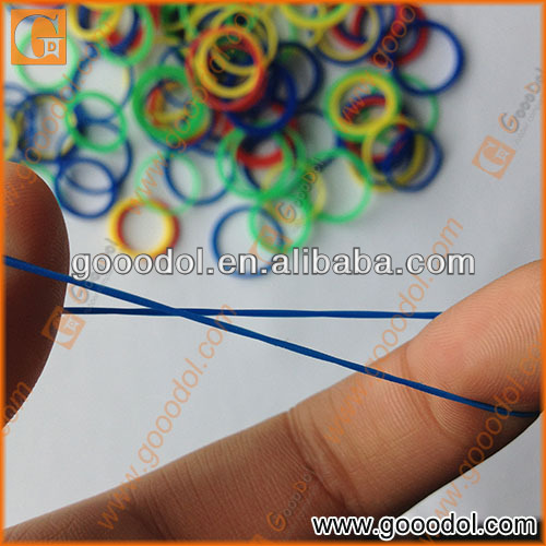 OEM molded rubber bands(latex free)