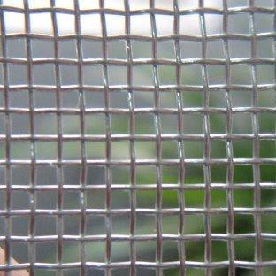 Alambre cuadrado galvanizado de malla malla de alambre - Mallas de hierro ...