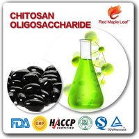 1000mg Treat Cancer Private Label Tiens Chitosan Compound Powder Hard Capsule