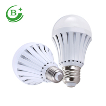 Magical microwave sensor LED Emergency Light Bulb 5W / <strong>W</strong>