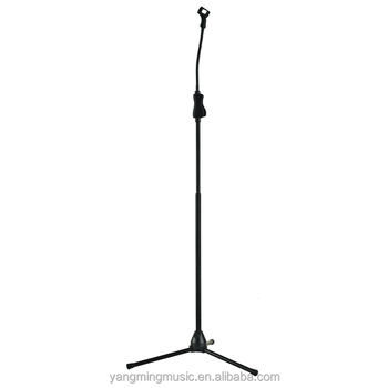 Tripod Adjustable Goose Neck Handle Microphone Stand Parts