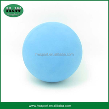 2016 new arrived custom color bouncy rubber ball