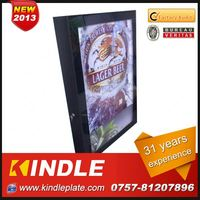 Kindle Professional Customized led building outdoor advertising with 31 years experience