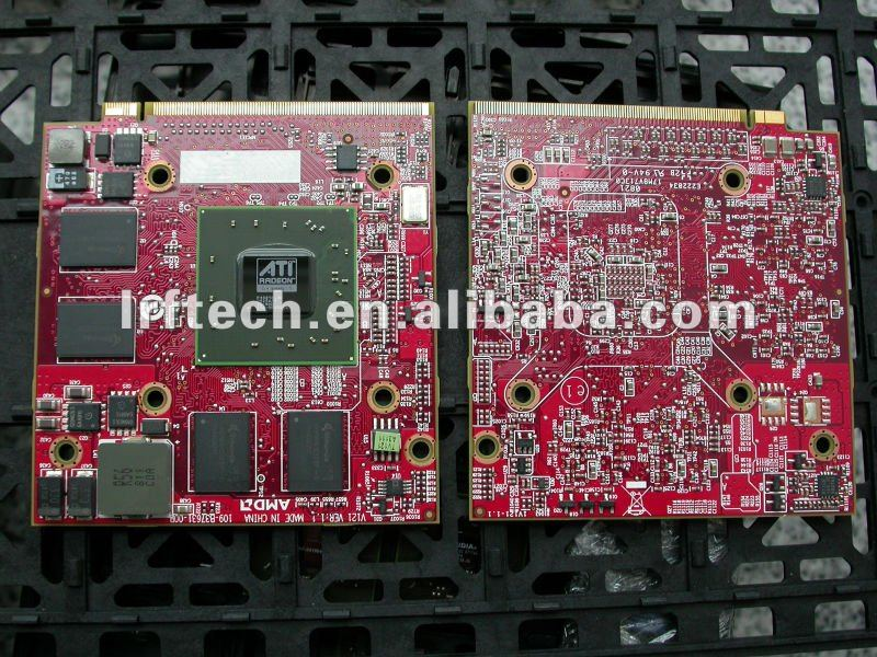 ATI graphic HD3650 laptop card video card for ACER