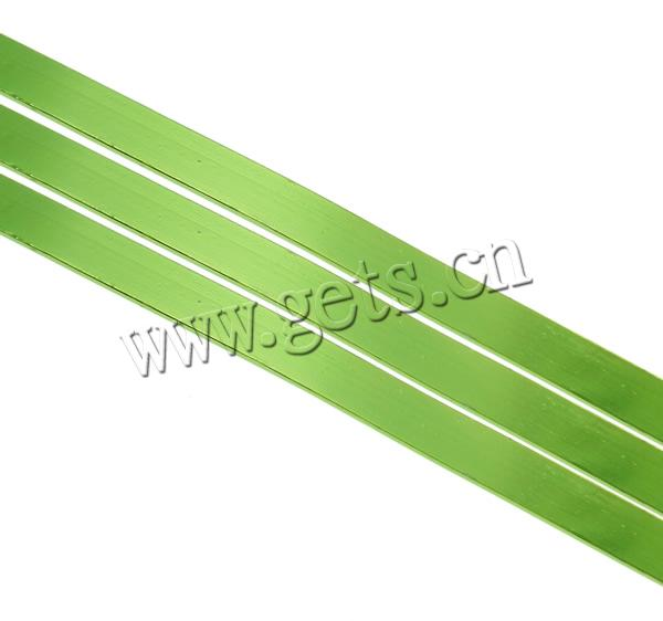 Gets 1.0mm high quality yellow jewelry aluminum wire