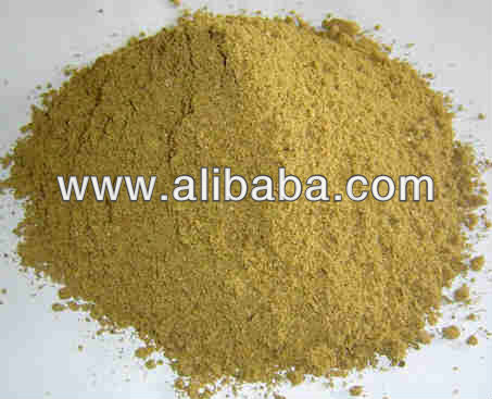 Steam Dreid Fishmeal
