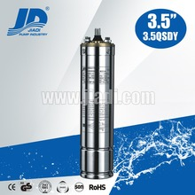 Stainless steel franklin submersible pump motor