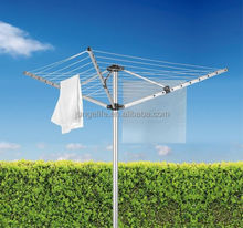 well selling aluminum 30 M 3-Arm Rotary Airer Washing Line