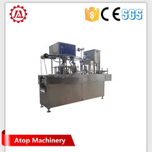 New product paper cup making machine/automatic bubble tea sealing machine with A Discount