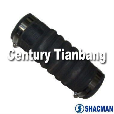 SHACMAN Truck Spare Parts {Down} Water Pipe With Clips