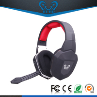 HUHD & OEM 3.5-4.2 V 3 DB gaming wireless headset headphone factory