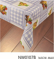 Fruit tablecloth weight