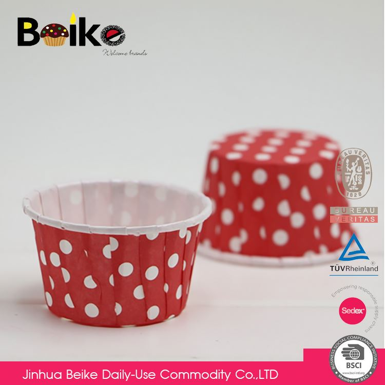 2017 Competitive price unique design home used roll party tools Roll Mouth Cake Cup