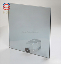 hopson 8mm 10mm 12mm low price standard cut to sizes clear tempered glass railings panel