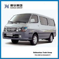CHINA JINBEI HAISE 6-11 SEATS MINIVAN FOR SALE