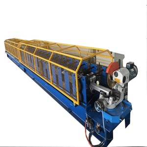 Automatic Square Pipe Downspout Making Machine Used Roll Forming Machine For Sale