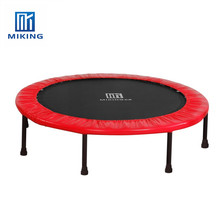 54 inch good multiple color stability anti slip round home gymnastics trampoline
