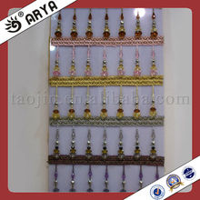 Cheap Home and Garden Decoration Doors Bead Lace Fringe