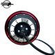 High Speed 96V 5000W Electric Car Brushless Dc Wheel Hub Motor